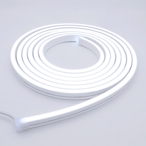 mm LED Neon Flex Linear white warm white 2.5cm cuttable
