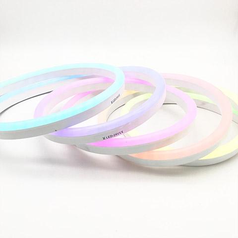 mm LED landscape Neon Flex DMX RGB Color changing