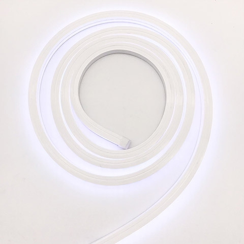 mm vertical bending silicone neon flex linear 2.5cm cuttable