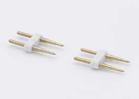 2 pins connector for 8x16mm mini neon flex