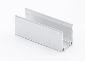 5cm aluminum mounting bracket for 14x25mm flex neon landscap DMX RGB