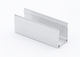 5cm aluminum mounting bracket for 14x25mm flex neon landscap
