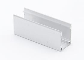 5cm aluminum mounting bracket for 14x25mm flex neon landscape