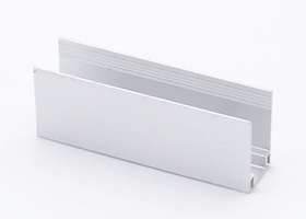 5cm mounting channel for PVC 8x16mm neon flex