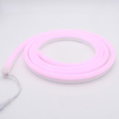 7 colors changing RGB silicone neon flex mini 9.5x22mm