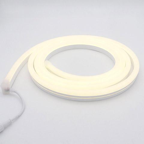 9.5x22mm silicone neon flex mini RGB for colorful neon signs
