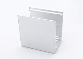 Aluminum mounting bracket B for silicone neon flex linear pixel RGB