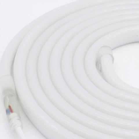 PVC led neon flex tube light 8x16mm