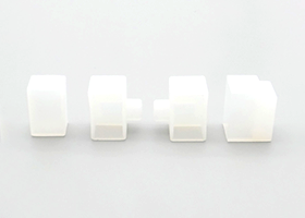 bottom right left outlet plug front caps for silicone neon flex linear 12x20mm 1