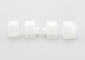 bottom right left outlet plug front caps for silicone neon flex linear 12x20mm pixel RGB