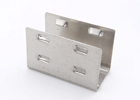 stainless steel mounting clips for silicone neon flex 15x15mm 12x20mm pixel RGB