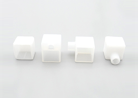 straight outlet and right left bottom outlet front cap for 15x15mm silicone neon flex linear 1