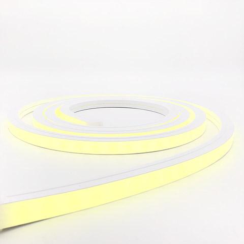 vertical bending RGB silicone neon flex linear 15x15mm