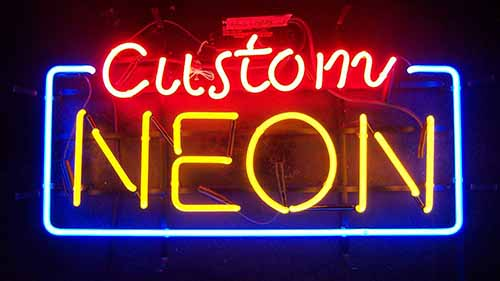 Commercial Neon Signs