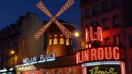 Moulin Rouge Neon Signs