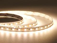 Warm color LED strip light