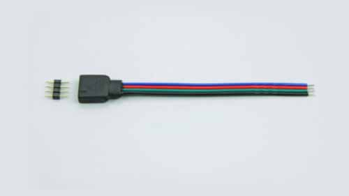 4-pin led strip connector
