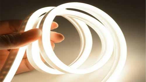 A Silicone LED