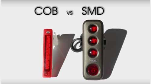 Application of COB vs SMD