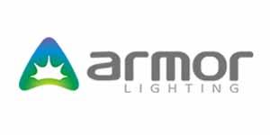 Armor lighting logo