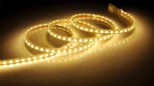 CCT LED strip light