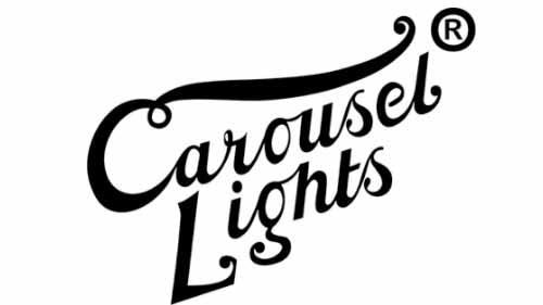 Carousel lights logo