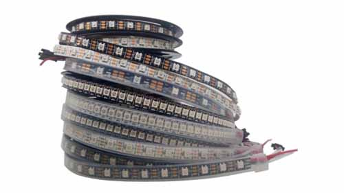 Different types of LED strips