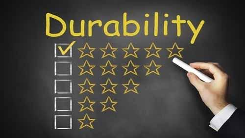 Durability at a 5-star rating image