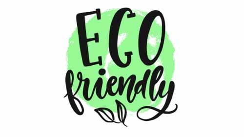 Eco-friendly image
