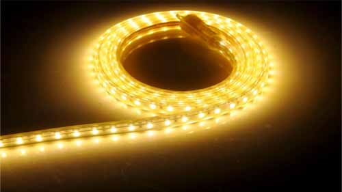 Glowing Light Strip
