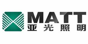 Matt led logo