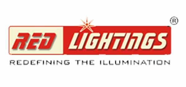 Red lightings logo