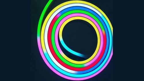 Silicone Neon Flex LED