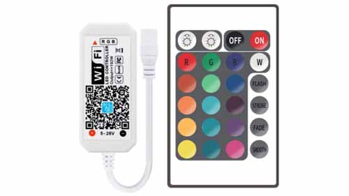 Smart RGB LED controller