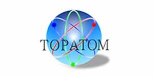 Topatom logo