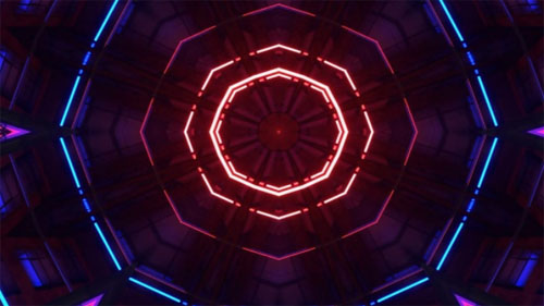 Neon flex party lighting