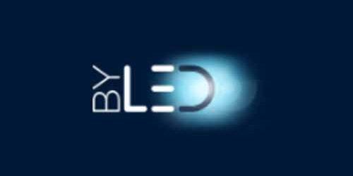 By led logo