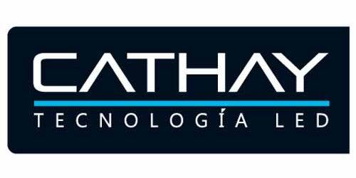 Cathay led logo