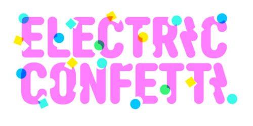 Electric Confetti's brand logo