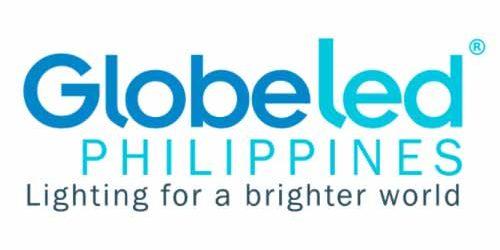 Globeled logo