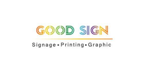 Good Sign Media Brand Logo