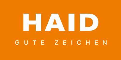 HAID lighting brand logo