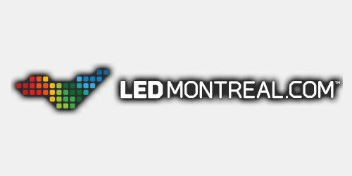 LEDMontreal Brand Logo