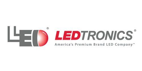 LEDtronics brand logo