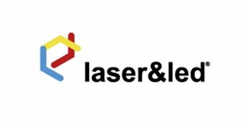 Laser & led logo