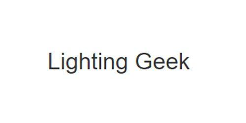 Lighting Geek Brand Logo