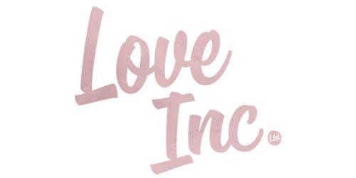 Love Inc Brand Logo