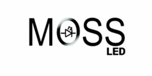 Moss led logo