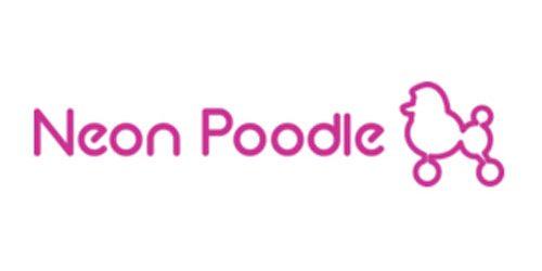 Neon Poodle Brand Logo