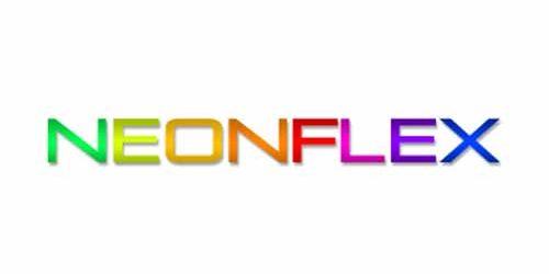 Neon flex logo
